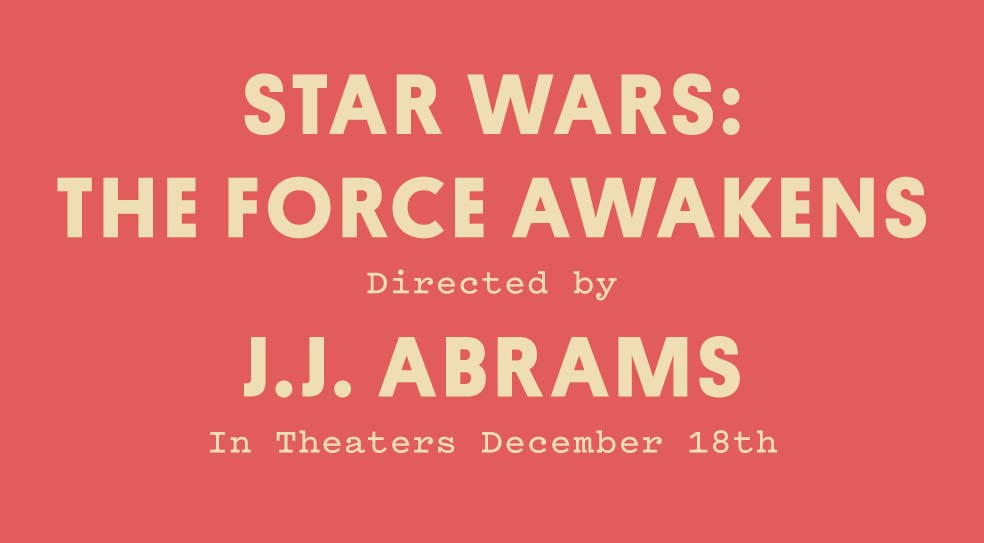 Stefan's Head - At The Movies With Stefan - Star Wars - The Force Awakens