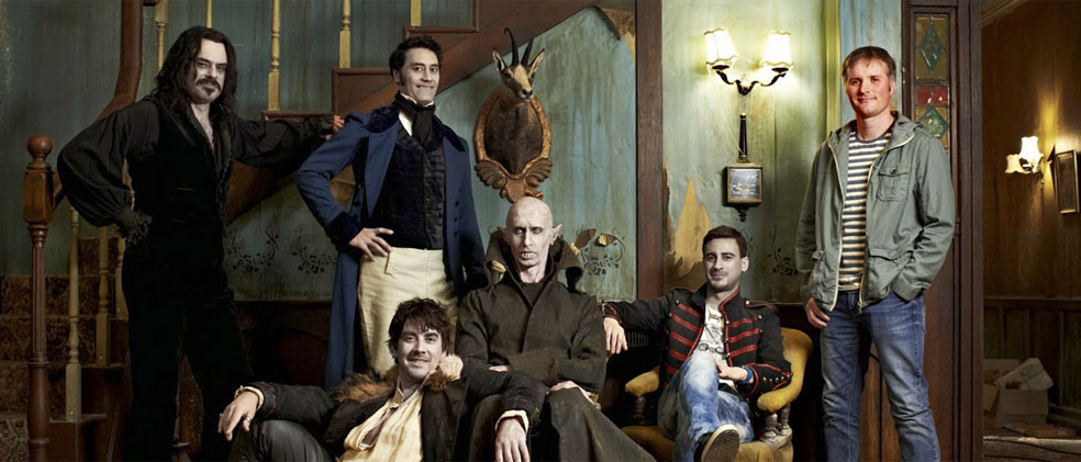 Stefan's Head - At The Movies With Stefan - What We Do In The Shadows Trailer