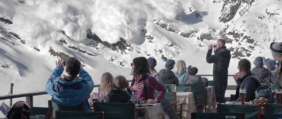 Stefan's Head - At The Movies With Stefan - Force Majeure Trailer