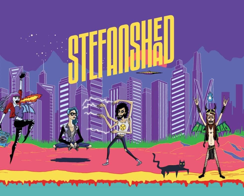 Stefan's Head - The Music Festival Drop