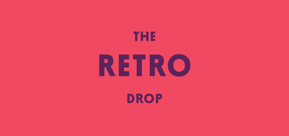 Stefan's Head - The Retro Drop