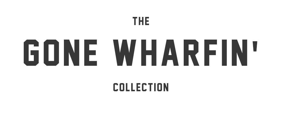 Stefan's Head - Title - Gone Wharfin'
