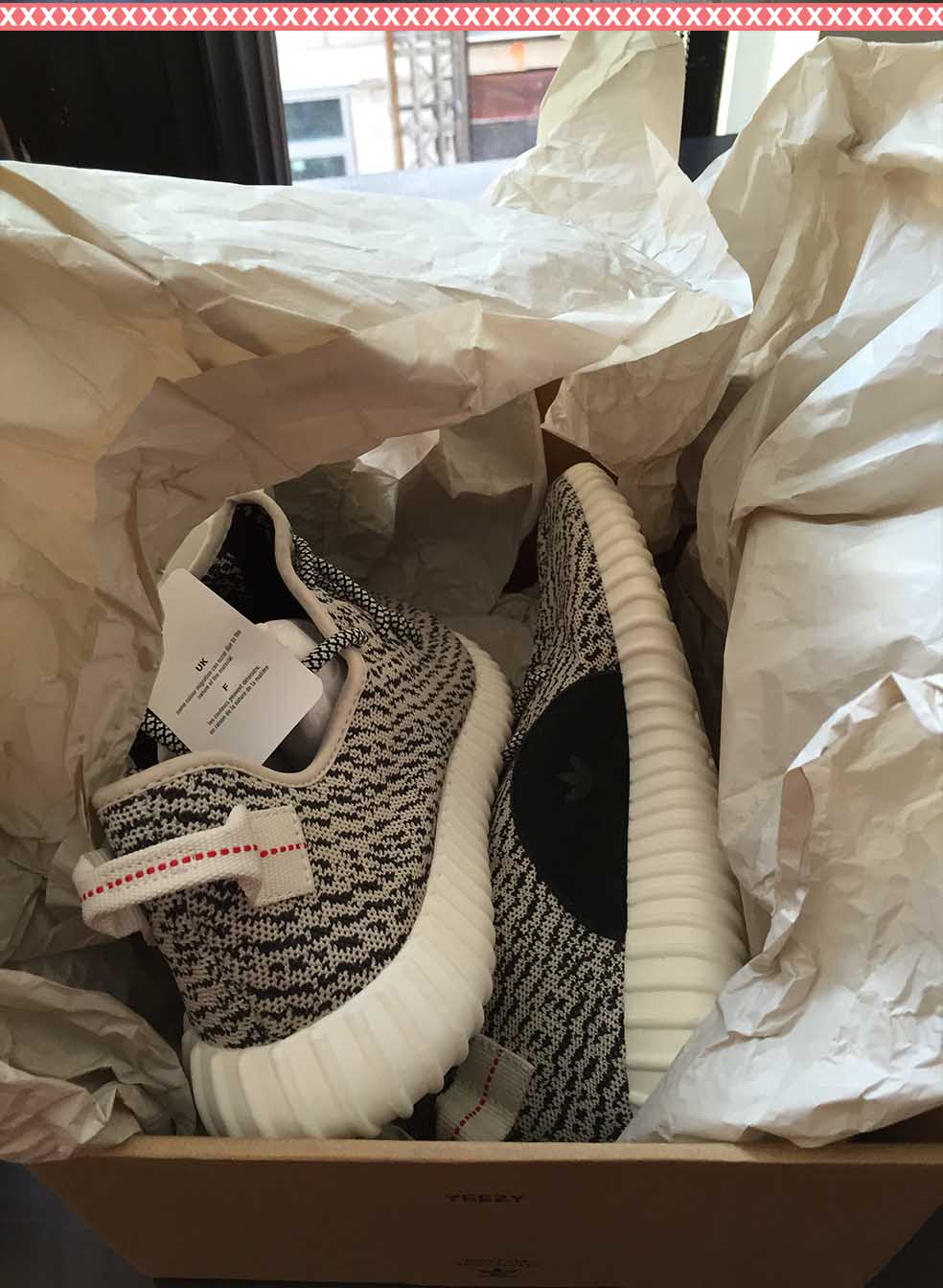 Stefan's Head - Yeezy 350 Boost 2