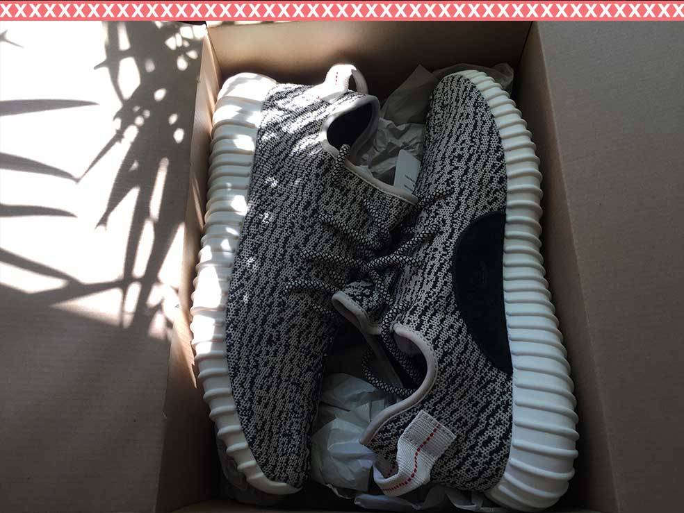 Stefan's Head - Yeezy 350 Boost 3
