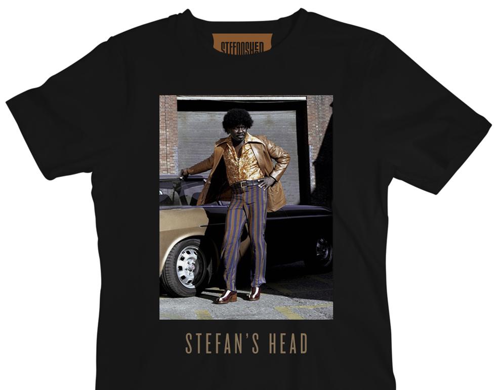 Stefan's Head - Bex Day