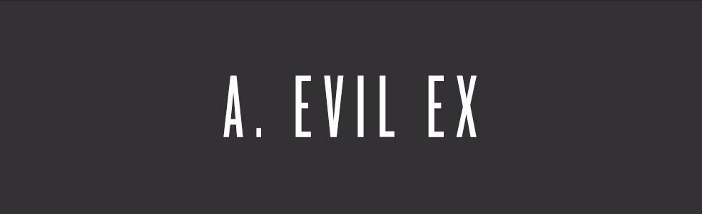 Stefan's Head - Evil Exes