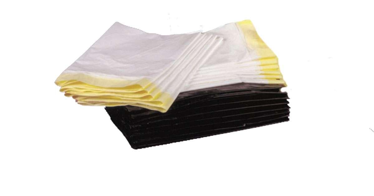 Folded Drawtape Bags
