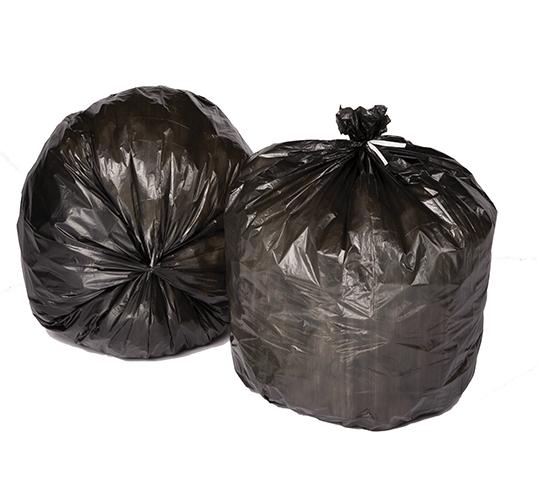 Star sealed trash bag