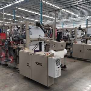 TPBI Installs CMD Machines