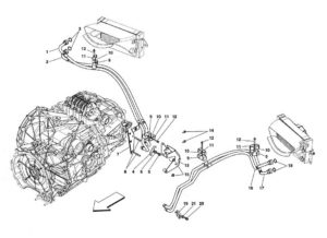 ferrari-458-gearbox-lubrication-diagram