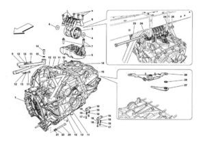 ferrari-458-gearbox-housing-diagram