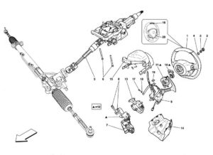ferrari-458-steering-column-diagram