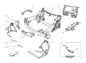 ferrari-458-front-frame-parts-diagram