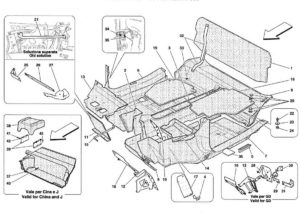 ferrari-458-interior-upholstery-parts-diagram