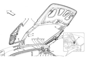 ferrari-458-engine-bonnet-parts-diagram