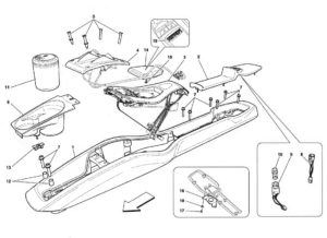 ferrari-458-italia-center-console-parts-diagram
