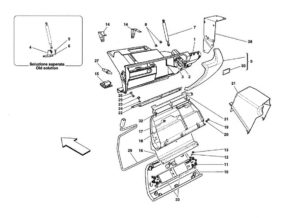 ferrari-458-italia-glove-compartment-parts-diagram