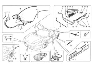ferrari-458-italia-outside-finishings-parts-diagram