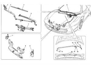 ferrari-458-italia-windshield-wipers-horn-parts-diagram