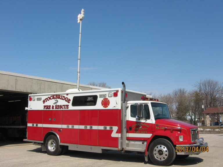 1997 FL60 with EVI Rescue Body