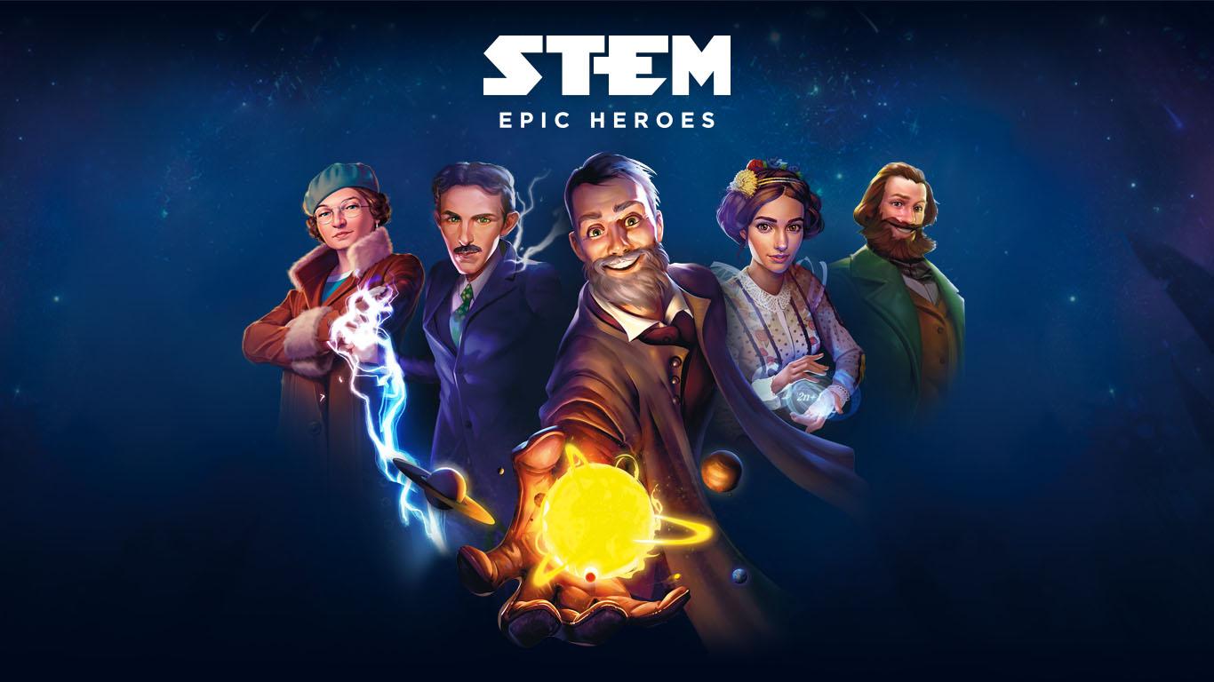 Stem Epic Heroes By Hologrin Studios 187 We Are Sending