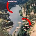Uv coating1