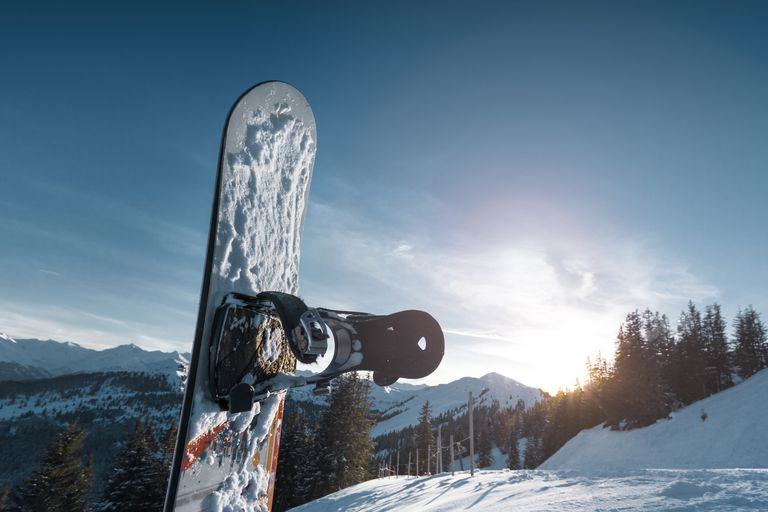 Homeschool is Snowboard Magazine Editor's Pick!