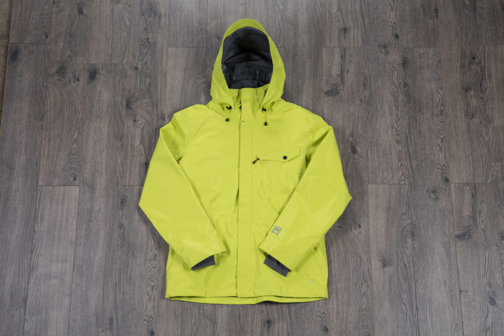 A Truly Breathable Snowboarding Jacket