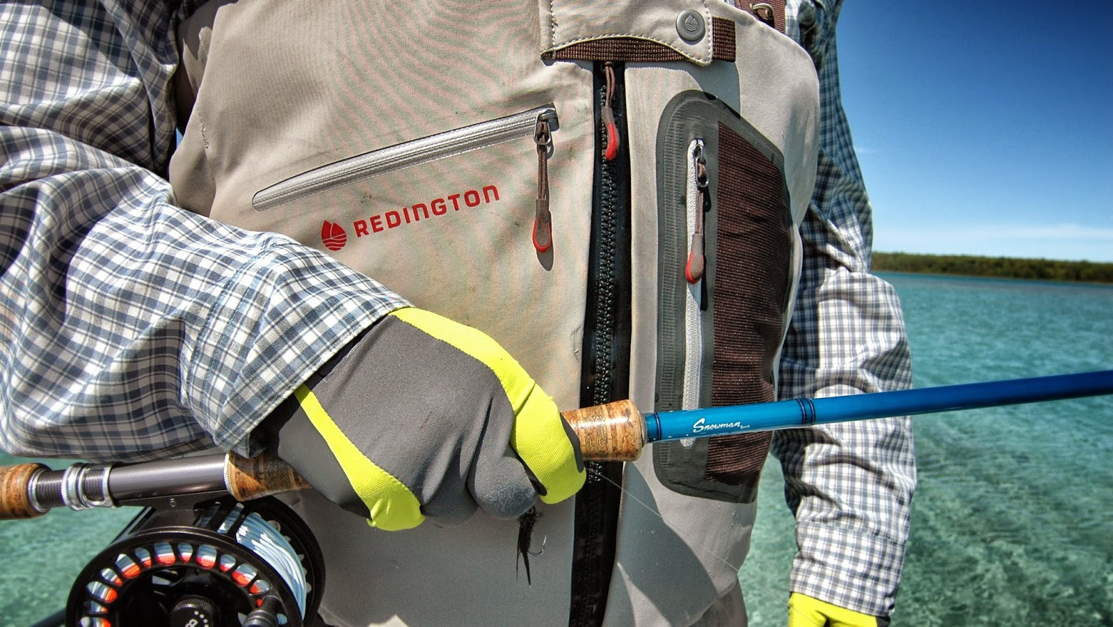 Gear Patrol: 100 Greatest Products on Earth – Redington SonicDry Fly Wader