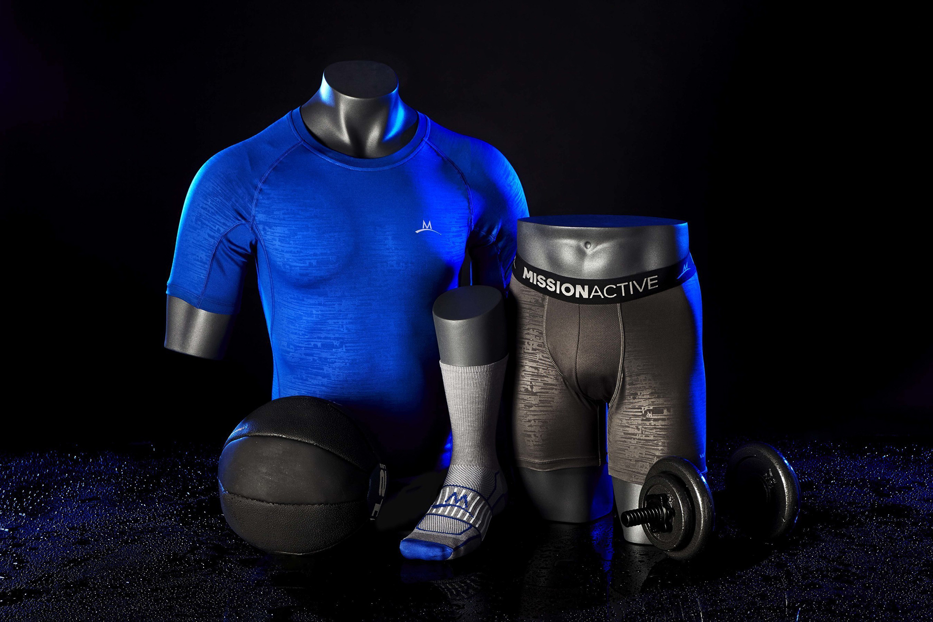 Mission Athletecare Launches VaporActive Cooling Collection