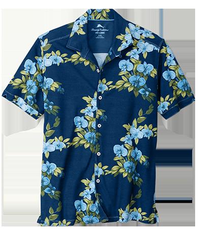 Lanai Lagoon Tropicool Islandzone® Knit