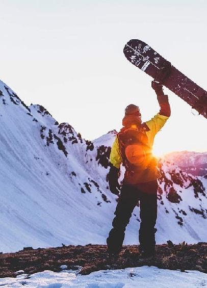 ROMI KRISTL SNOWBOARDER
