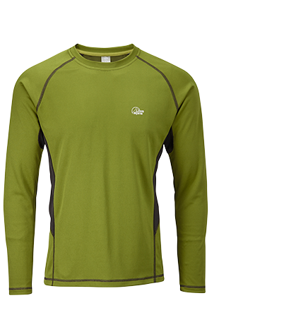 MERINO +™ 120 LONG SLEEVE TEE