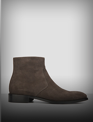 MENS SUEDE ANKLE BOOT