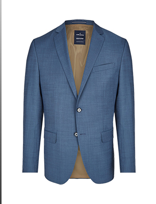 Mix & Match RACING Jacket Blue