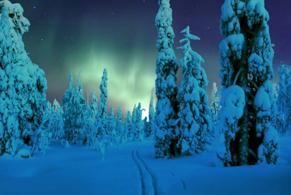 20181003-Finland-Northern Lights