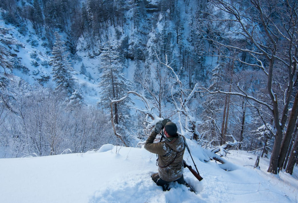 How to Layer for Winter Hunting