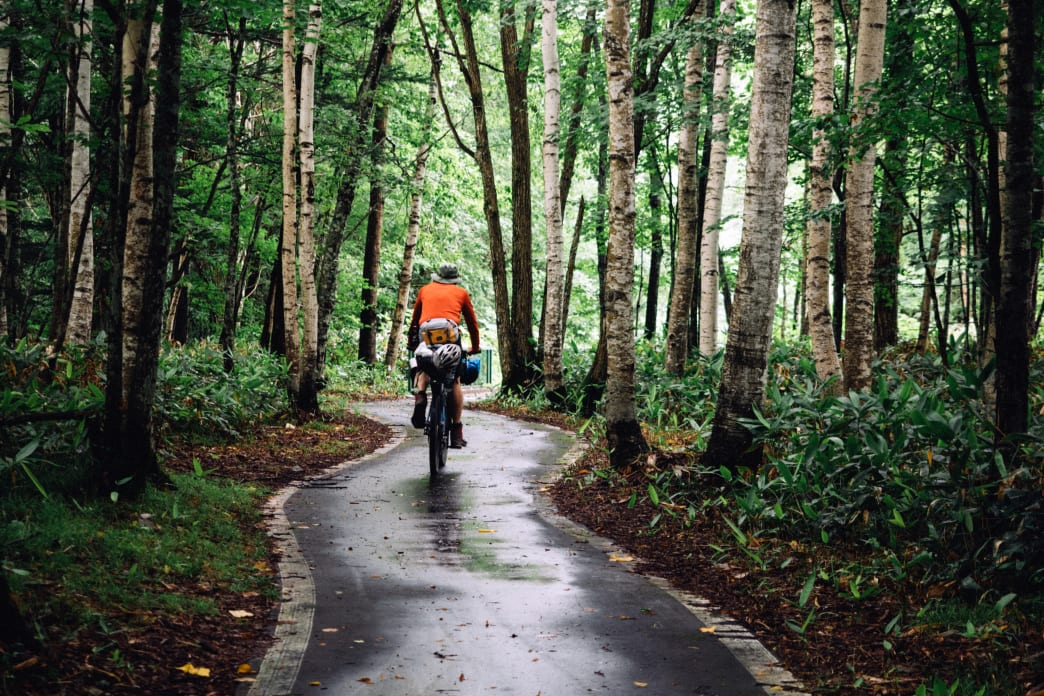 How to Plan a Bikepacking Trip