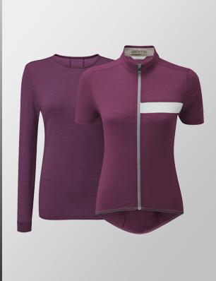 Short Sleeve Classic Jersey + Long Sleeve