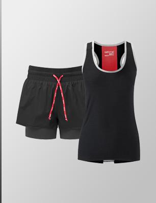 Vest + Shorts Bundle