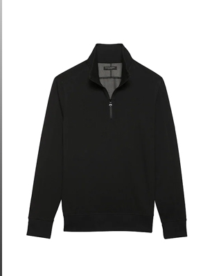 Core Temp Half-Zip Sweatshirt