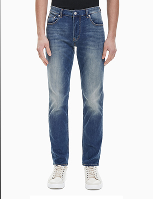 Men's New Fit Tight-fitting Jeans