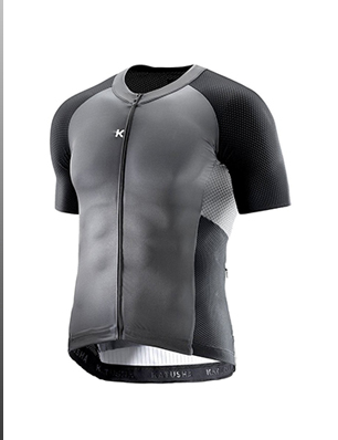 AERO Jersey Grey Black