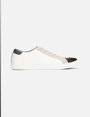 MEN'S KAM MIXED MATERIALS SNEAKER