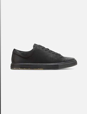 COLVIN LOW-TOP NUBUCK SNEAKER