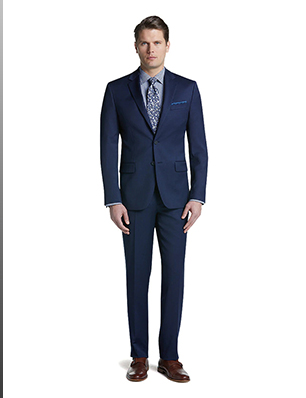 Travel Tech Slim Fit Suit - Big & Tall