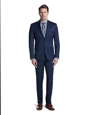 Travel Tech Slim Fit Suit - Big & Tall