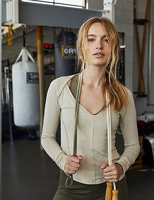 Affinity Long-Sleeve Layer