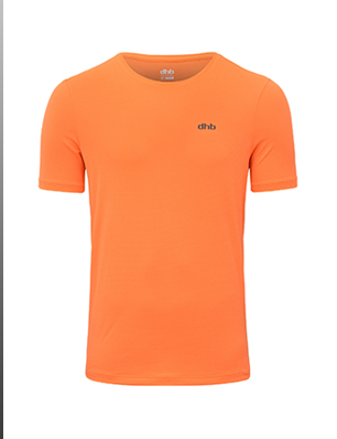 dhb Short Sleeve Run Top