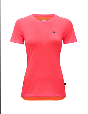 dhb Women's Short Sleeve Run Top